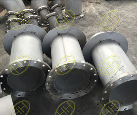 Haihao Group's Engineers make PQR for welding of pipe spools