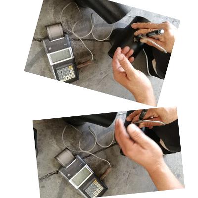 3LPE pipe spools