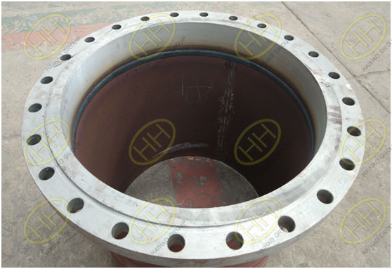 Haihao Group's Engineers make WPS for welding of pipe spools